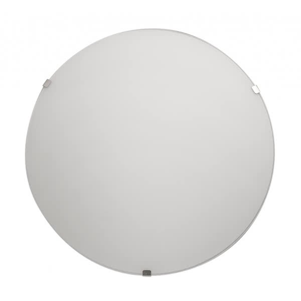 Plafon Redondo Serie Mercurio 1xe27 Blanco D25