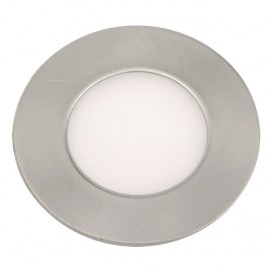 Downlight 5w 4000k Apolo 450lm Niquel 9d