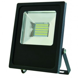 Proyector 30w 6500k Led Smd Quiron 2700lm 120º (18,5x22,5x5)