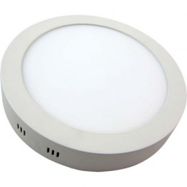 Downlight Sup.red. 18w 4000k Aquiles Led Blanco 1425 Lm 22,5dx4h
