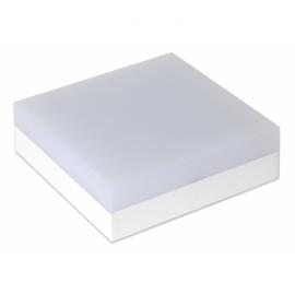 Plafon 18w 6500k Bucefalo Blanco 1440lm 5,5x18,5x18,5