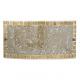 Aplique Rectangular Carbono Ambar 1xe27 17x32,5