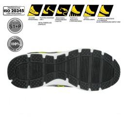 Zapato de seguridad ultraligero SPEED S1P fibra de vidrio