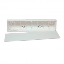 Caja de preinstalación de aire acondicionado sin desagüe tabique 50 mm