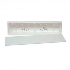 Caja de preinstalación de aire acondicionado sin desagüe muro 65 mm