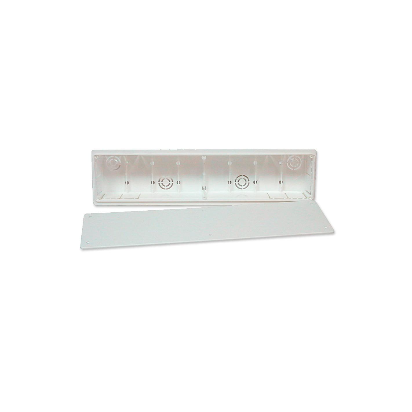 Caja de preinstalaci n de aire acondicionado sin desag e for Caja aire acondicionado