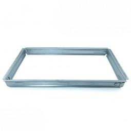 Marco Montaje Aluminio para Rejillas de Ventilación