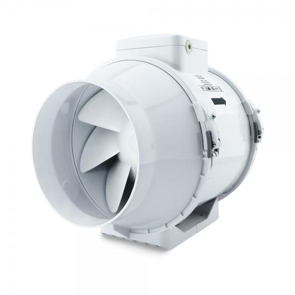 Extractor tubular intercalar en conducto con base MU-TT 200