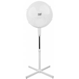 Ventilador De Pie Altano Blanco 50w 104-124x44d 3 Velocidades