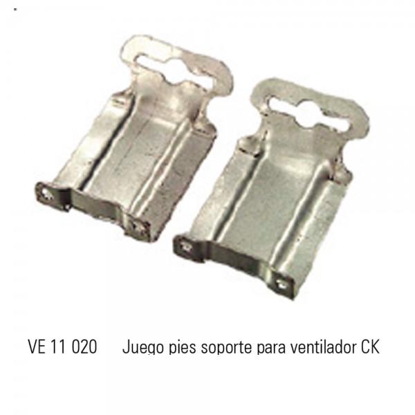 JUEGO PIES SOPORTE PARA VENTILADOR CK (5190007)