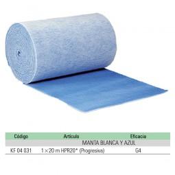 ROLLO MANTA MODELO HPR 20  (1x20 m.)