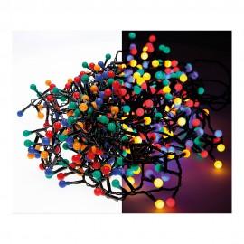 "Guirnalda ""Cherry Compact"" parpadeante exterior 500 Led multicolor"