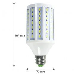 Lámpara led mazorca E27 20W