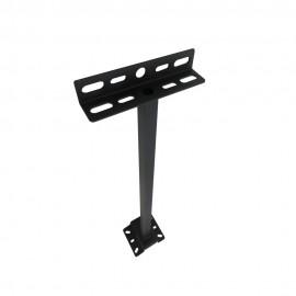 Mastil para proyector LED 50mm Negro