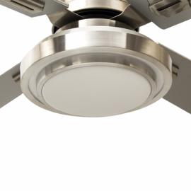 Recambio difusor para ventilador blanco Troya de cristal