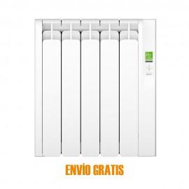 Radiador eléctrico digital Kyros 5 elementos