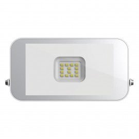 PROYECTOR LED LUXE BLANCO  10w.FRIA