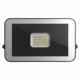 PROYECTOR LED LUXE NEGRO 10w.FRIA
