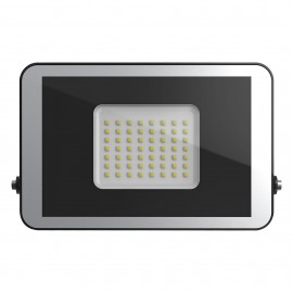 PROYECTOR LED LUXE NEGRO 30w.FRIA