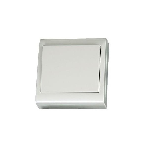 Conmutador de superficie blanco LG80 Serie Focus
