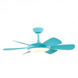 Ventilador de Techo Bernat Azul