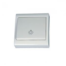 Pulsador de superficie-luz blanco LG80 Focus
