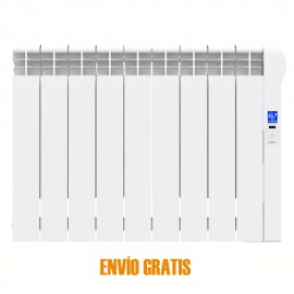 Radiador eléctrico digital Zeta 9 elementos