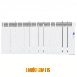Radiador eléctrico digital Zeta 15 elementos