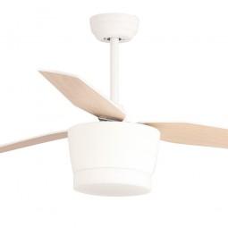 Ventilador de techo Levanto luz led y mando incluido