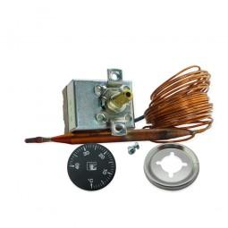 Kit termostatos regulación 0-40ºC 1 metro capilar