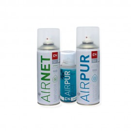 Pack AIRNET + AIRPUR + AIRPUR duct spray 400 ml