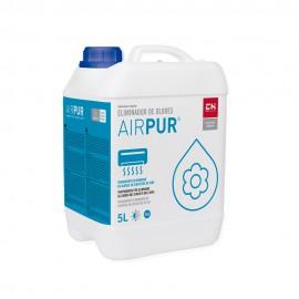 Eliminador de olores AIRPUR en garrafa de 5l para circuitos de aire acondicionado