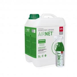 Pack AIRNET bidón + pulverizador para desinfección de circuitos de aire acondionado