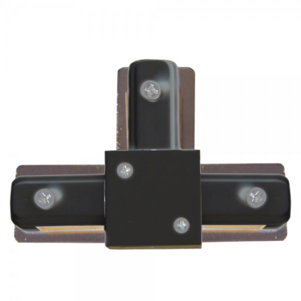 Conector En T Negro 2 Hilos