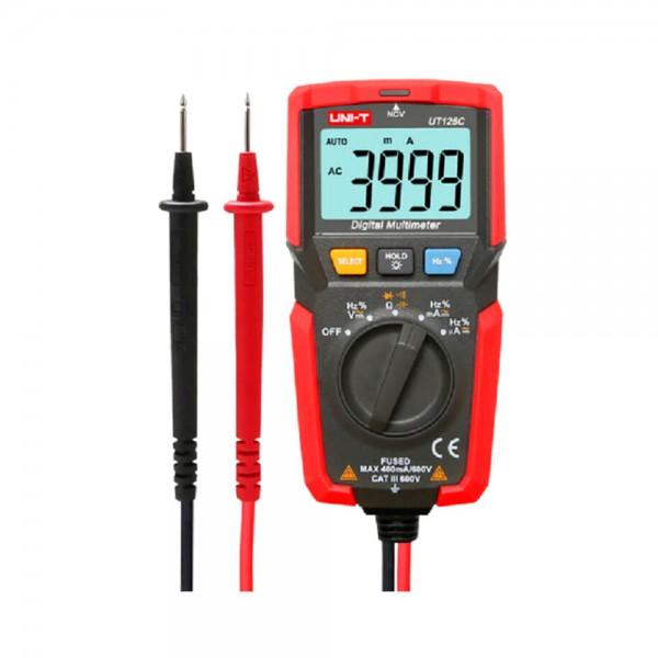 Multimetro Digital serie UT125C