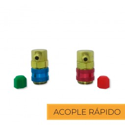 Acople rapido 1/4 BAJA