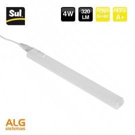 Perfil de aluminio integrado 4W LENECO SUL
