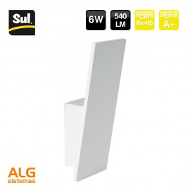 Aplique de pared 6W LENECO SUL