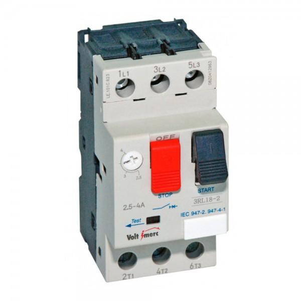 Disyuntor regulable modelo 3RL 18-2M