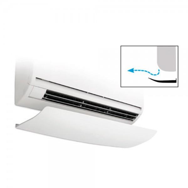 Deflector para unidad interior de aire acondicionado