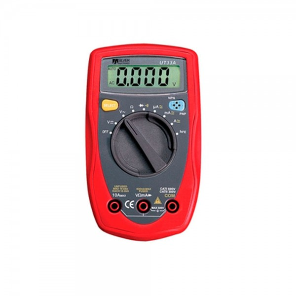 Multímetro Digital UT33D