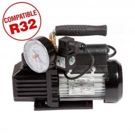 Bomba de vacío doble efecto 1/4CV compatible con R32