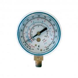 Manómetros de baja presión para R22, R134a, R404A y R407C