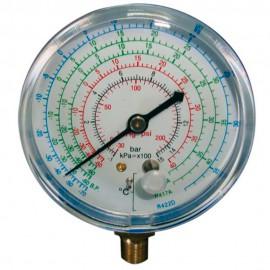 Manómetro de BAJA presión para R22, R427A, R417A y R422D