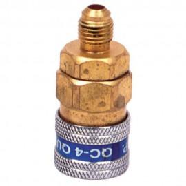 Conexión rápida R-9134B (conexión baja recta)