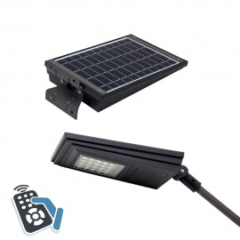 Farola Solar 6.5w 420lm Ip65