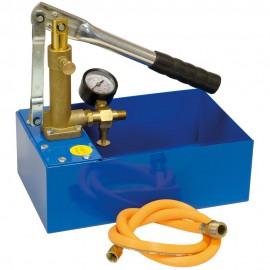 Bomba de comprobación circuitos de agua mod. PR40