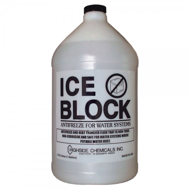 Botella de 3,8 litros anticongelante ICE BLOCK