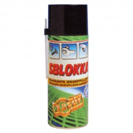 Spray con lubricante multiuso SBLOKKA 400ml