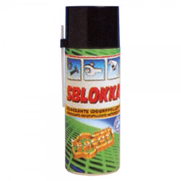 Spray con lubricante multiuso SBLOKKA 400ml